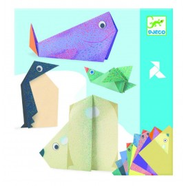 Origamis Les animaux polaires