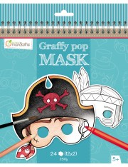 GRAFFY POP MASK PIRATES