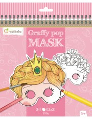 GRAFFY POP MASK PRINCESSE
