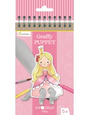 GRAFFY PUPPET PRINCESSE