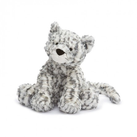 Peluche léopard Fuddlewuddle medium