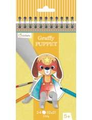 Graffy Puppet, Animaux Super Héros