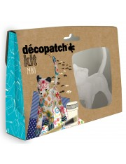 Mini kit decopatch chat
