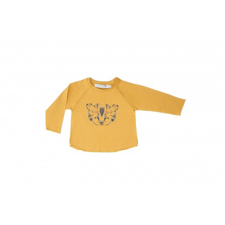 T SHIRT CURRY TIGRE