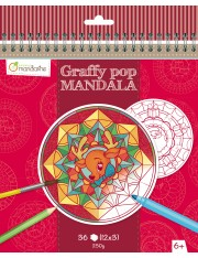 GRAFFY POP MANDALA NOEL