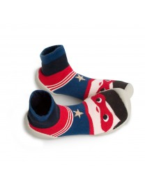 CHAUSSONS CHAUSSETTE SUPER HERO