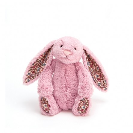 Small Blossom Tulip Pink Bunny