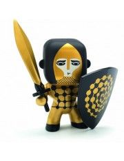 ARTY TOYS CHEVALIER GOLDEN KNIGHT
