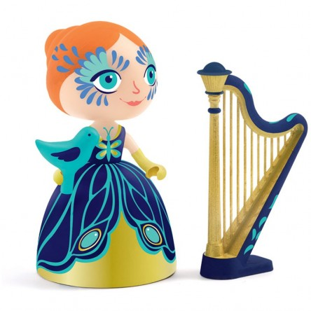 ARTY TOYS PRINCESSE ELISA AND THE HARPE