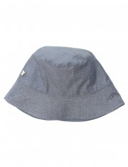 CHAPEAU GARCON DARK DENIM
