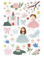 STICKERS DREAMY PIRAT
