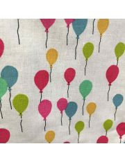 SERVIETTE DE TABLE ELASTIQUEE BALLONS