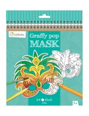 GRAFFY POP MASK RIO