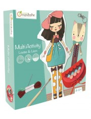 COFFRET MULTI ACTIVITES FASHION