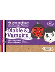 Kit de maquillage Diable et vampires