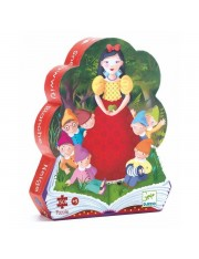 PUZZLE BLANCHE NEIGE