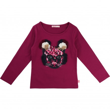 TEE-SHIRT RED CURRANT
