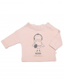 T-Shirt Soft Pink Vibrations