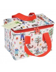 LUNCH BAG ISOTHERME PETIT CHAPERON ROUGE