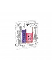 COFFRET ROLLETTE CASSIS + VERNIS A L'EAU KITTY