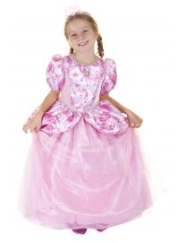 ROBE ROYALE PRETTY IN PINK 5/7 ANS