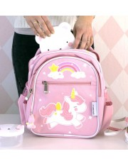 SAC A DOS LICORNE A LITTLE LOVELY COMPANY
