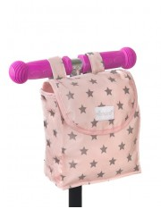 SAC A GUIDON PINK STAR