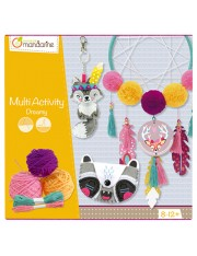 COFFRET MULTI ACTIVITES DREAMY