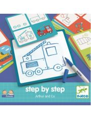 STEP BY STEP ARTHUR & CO