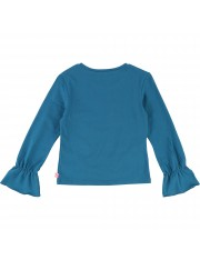 T SHIRT TURQUOISE FANTAISIE