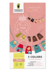 Mes colliers 3 contes