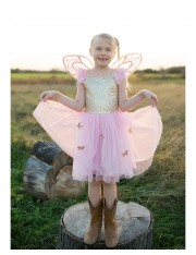 ROBE FEES + AILES 5/7 ans