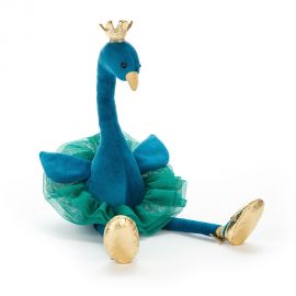 PELUCHE PAON FANCY PEACOCK