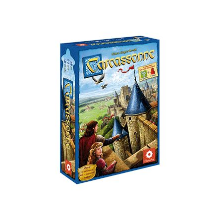 CARCASSONNE NOUVELLE VERSION