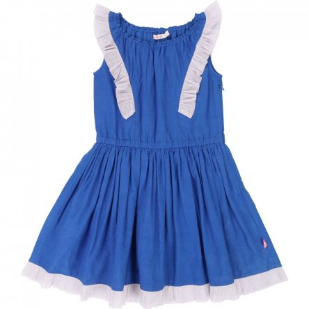 Robe 2A bleu fanion
