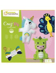 COFFRET CREATIF LITTLE COUZ'IN