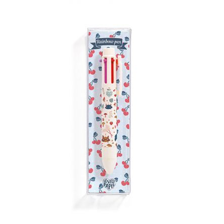 STYLO 6 COULEURS LUCILLE