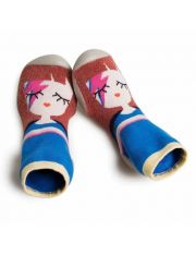 CHAUSSON CHAUSSETTE IRENE