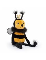 Peluche abeille Queen Bee